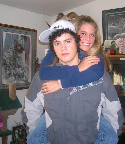 Bristol Palin's fiancé Levi