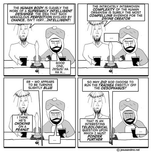 Jesus and Mo