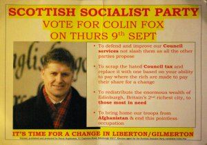SSP leaflet